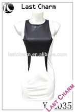 LAST CHARM fashion women casual dress replica bandage dress