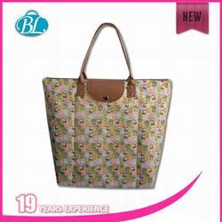 Nylon Foldable Shopping Bag,Folding Shopping Bag BS-7333