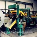 la máquina cortadora de acero de la bobina
