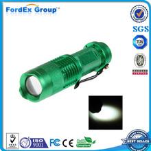 most powerful green led flashlight q5