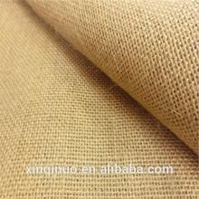 100 jute plain style eco-friendly jute bag fabric