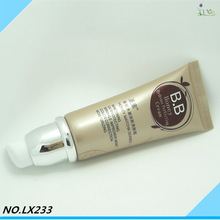 10g 25g 35g fashion plastic cosmetic airless tube with pump