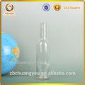Vino tinto seco botella de vidrio/venta al por mayor mini licor de botella de vidrio/vacíos de vidrio mini botella de licor