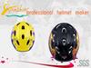 Sunshine led light kid bicycle helmet,,sport street helmet for children ,colorful kids helmet