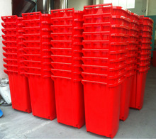 100 liter plastic dustbin public for sale