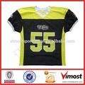 Fútbol americano de la juventud jersey, Encargo traje de fútbol americano, Atención al cliente al fútbol jersey
