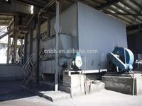 lump coal-fired hot air generator,chain grate coal fired hot air furnace
