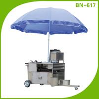 remorque hot dog,mobile hot dog cart,square hot dog carts