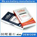 Venda quente baixo preço 2600 s4 mah bateria do telefone móvel de matérias-primas