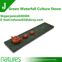 cheap home decoration indoor/outerdoor waterfall culture stone