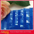 wholesale wedding party embroidery shiny mesh American Fabric cotton bamboo fabric quilt