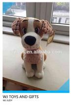 ucuz promosyon peluş köpek