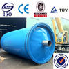waste rubber plastic pyrolysis oil refining system with 2 years warranty