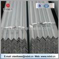 baixo preço da china gb preto prime ms a36 constructional aço igual ângulo