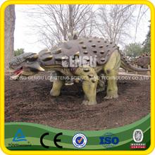Outdoor Amusement Park Animatronic Mechanical Dinosaur Attraction