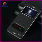 Windows design PU leather phone case cover for HTC Desire 816