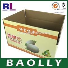 Stronger double wall Apple Carton Box with printing Baolly