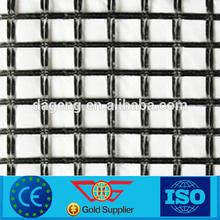Biaxial Fiberglass Geogrid CE ISO 50-50KN/M Coating PVC waterproof material