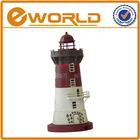 Antique imitation hand made craft decorative wood lighthouse