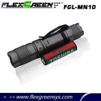 military aluminum mini Q5 small powerful led flashlight
