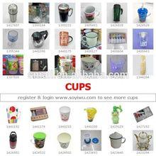 Plastik çay bardağı toplu: tek noktadan çin kaynaklı: için Türük pazarda bardak ve kupa