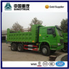 HOWO A7 tipper truck for sales