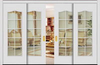 Original Natural Used Exterior French Doors For Sale Hot Sale