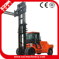Chinese hot sale 14 ton diesel forklift fork lifter for sale