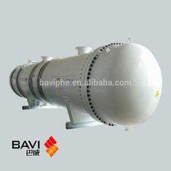 china BAVI steel shell tube heat exchanger
