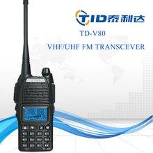TD-V80 long range radio dual band 5km long range fm transmitter