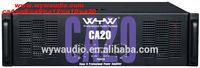 1300w,2 channel ,3U,48pcs transistor ,power amplifier,CA20