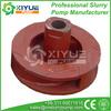 anti wear submersible sand pump impeller