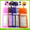 Customized Eco-friendly Ziplock Promotional Waterproof PVC Pouch