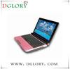 """DG-NB1002 hot selling 10.2"""" lap/top/netbook/notebook Intel N2808 Windows7 OS 1024*600 1G/160G"""