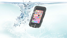 for iphone 4 4s 5c hot selling plastic waterproof Phone case