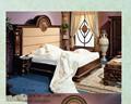 étudiant en bois hôtel mobilier de chambre fait au vietnam