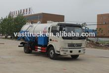 Dongfeng sewage tanker(4x2,wheel base:3.8 meters)