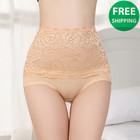 slimming panty cotton underwear women lady sexy panty lingerie underwear