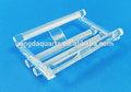 wafer di silicio vettore strumento di laboratorio e industria chimica campo lucidatura barca di vetro al quarzo