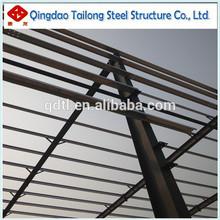 Multi- storey Prefabricated Steel Office Block building export to european countries