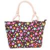 2014 hot sell fashion good quality canvas beach bag wholesale