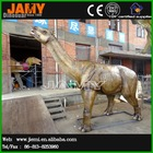 Resin Life Size Herbivorous Horse Hipparion Model