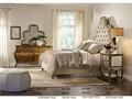 الخشب الصلب الطبيعية التقليدية غرفة نوم وأثاث البامبو