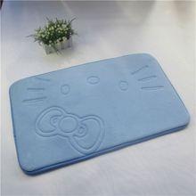 rubber flocking door mat, rubber floor rug,flocking kithen mat