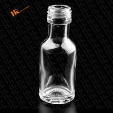 Empty Glass Bottle long neck Glass Bottle