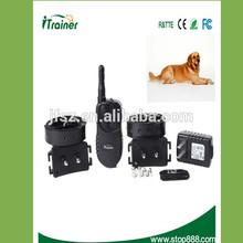 Electronics new dog collar, multi-levels shock &beeper dog electronic shock training collar