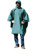 military poncho,nylon rain poncho, od green poncho