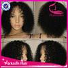 2014 China fashion Cosplay wig,Brazilian virgin hair,Yiwu hair hiperlon fiber lace front wig
