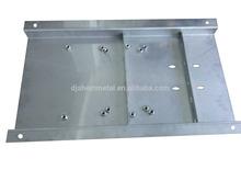 in acciaio inox di alta qualità 316 base con spessore 3mm