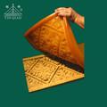 fornecimento baratos ornamentação do teto de gesso de moldagem de silicone macio moldes